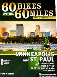BOOK-60 HIKES-MINNEAPOLIS-3rd