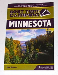BOOK-BEST TENT CAMPING