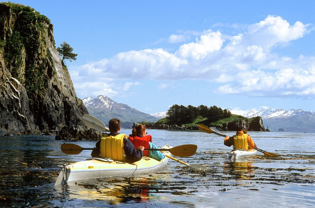 KODIAK-KAYAKERS