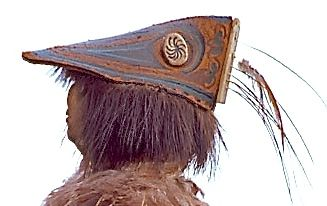 NATIVE-BENTWOOD HAT
