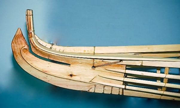 NATIVE-OLD HARBOR BOW