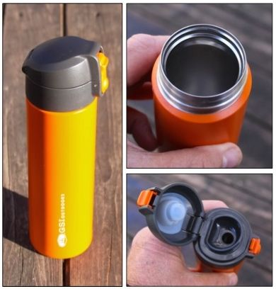 GEAR-GSI-MINI THERMAL BOTTLE