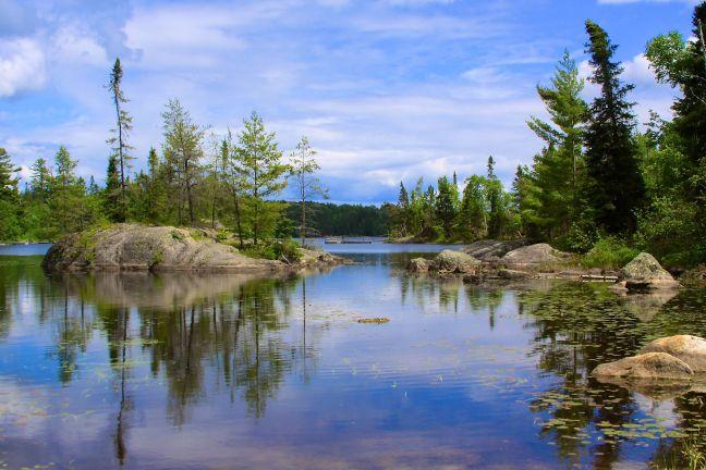 SCENIC-FENSKE LAKE