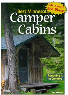 BOOK-CAMPER CABINS-AWARD STAR