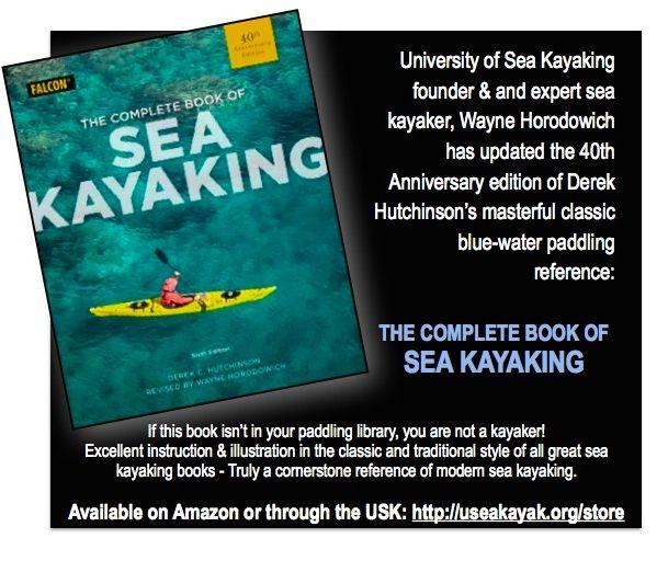 BOOK-KAYAK-HUTCHINSON-SEA KAYAKING