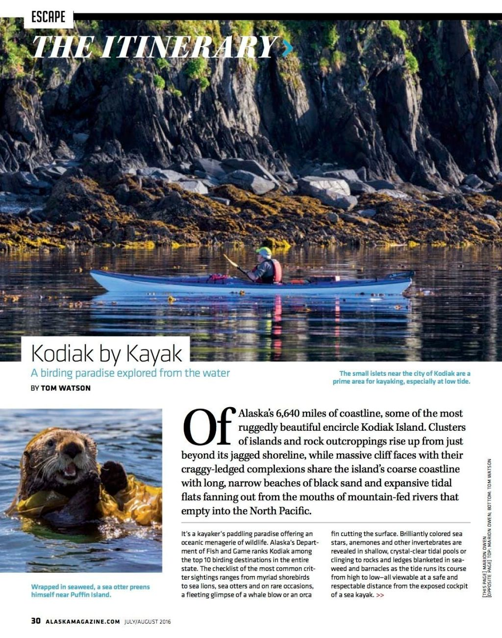 ARTICLE-ALASKA MAG-KODIAK BY KAYAK-1