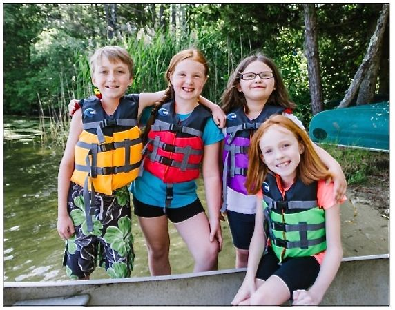 GR-MSI ADVENTUREWEAR-KIDS PFD
