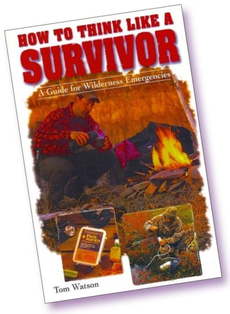 BOOK-HOW TO THINK LIKE SURVIVOR-TILT