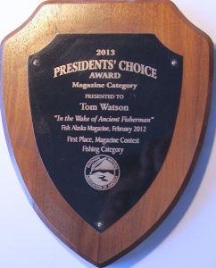 OWAA-PRESIDENTS AWARD