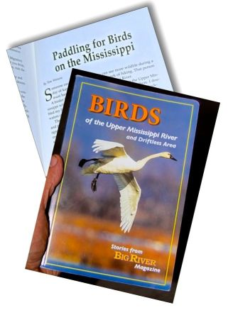 BOOK-BIRDS OF UPPER MISSISSIPPI